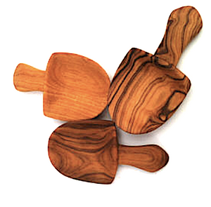 Olive Wood Scoop