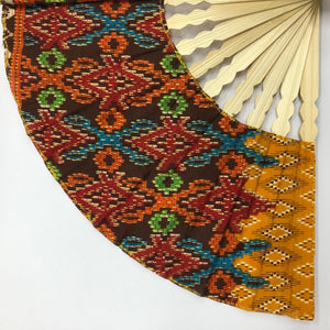 Hand Fan - Var. Colours