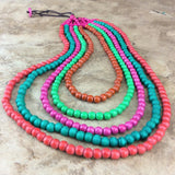 Marrakesh 5 Strand Necklace