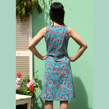 Load image into Gallery viewer, Rose Garden Dress