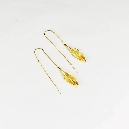 Nature's Twist Earrings