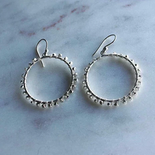 Load image into Gallery viewer, Newfound Celebration Earrings - Silver