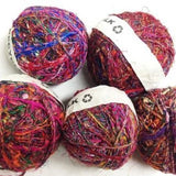 Sari Silk Yarn Ball