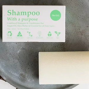 Shampoo/Conditioner Bar - Original