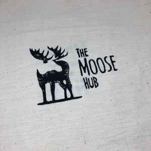 Moose Hub Tote Bag