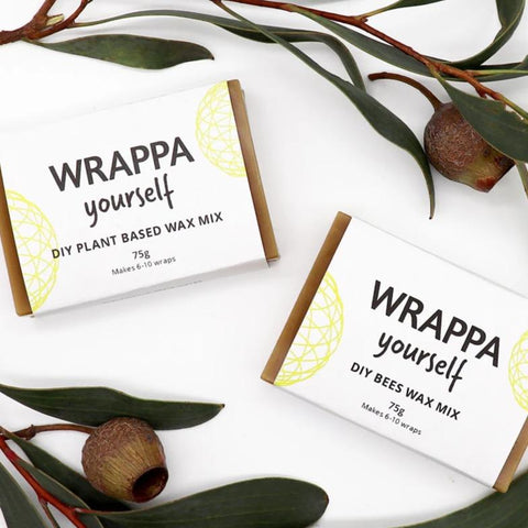 DIY Vegan Wax Wraps Bar