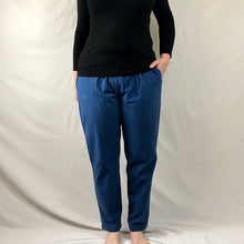 Load image into Gallery viewer, Khadi Pants - Indigo