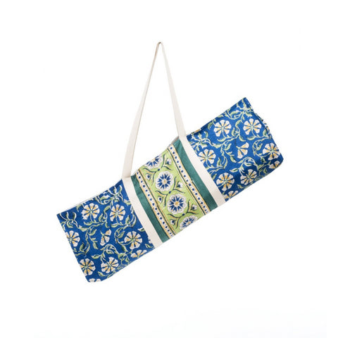 Yoga Bag - Block Print