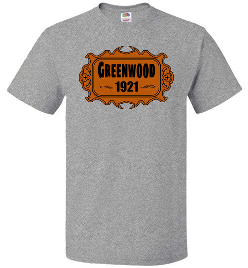 Greenwood - The TeaShirt Co.
