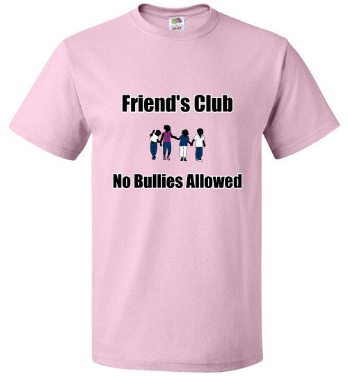 Friend's Club - The TeaShirt Co.