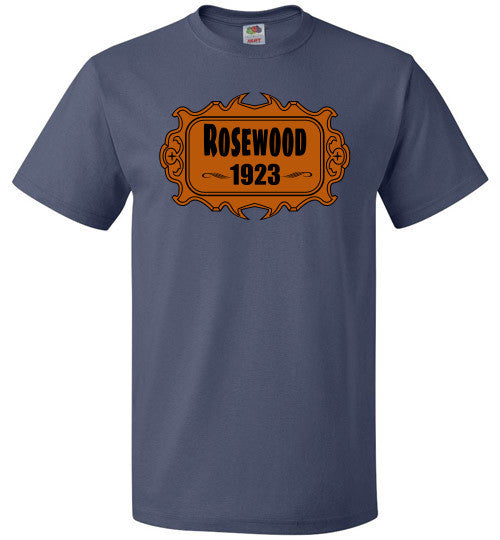 Rosewood - The TeaShirt Co.