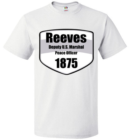 Reeves - The TeaShirt Co.
