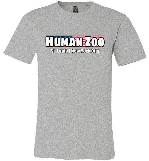 Human Zoo - The TeaShirt Co. - 3