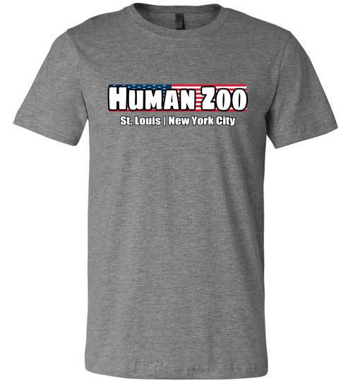 Human Zoo - The TeaShirt Co. - 5
