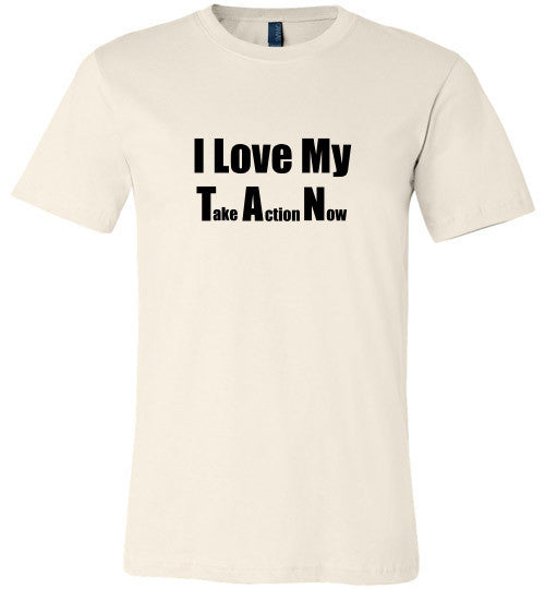 I Love My TAN - The TeaShirt Co.
