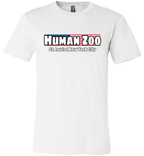 Human Zoo - The TeaShirt Co. - 1