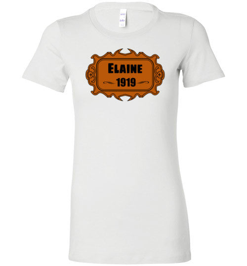 Elaine - The TeaShirt Co.