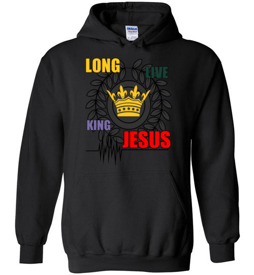 Long Live King Jesus!