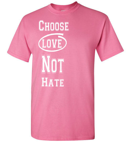 Love Not Hate - The TeaShirt Co. - 2