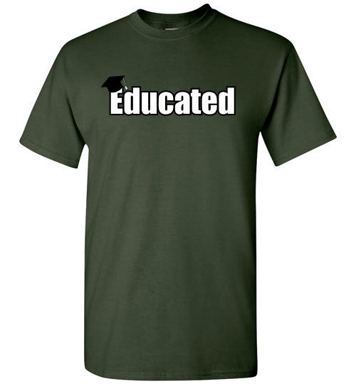 Educated - The TeaShirt Co.