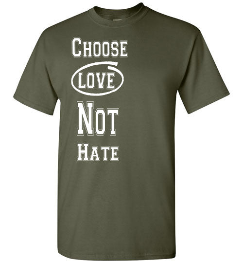 Love Not Hate - The TeaShirt Co. - 3