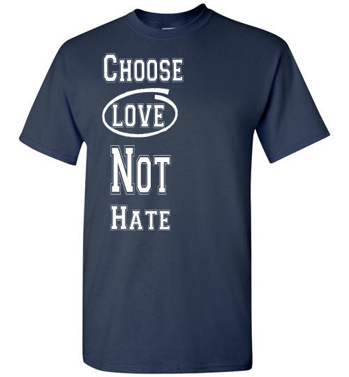 Love Not Hate - The TeaShirt Co. - 4
