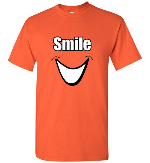 Smile - The TeaShirt Co.