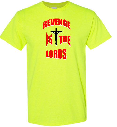 Revenge Is The Lord's