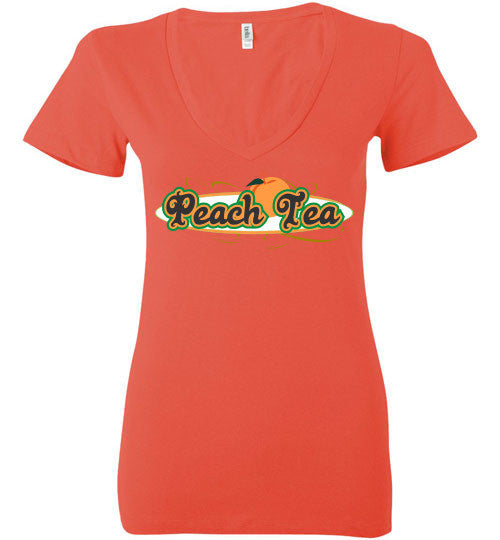 Peach Tea - The TeaShirt Co. - 4