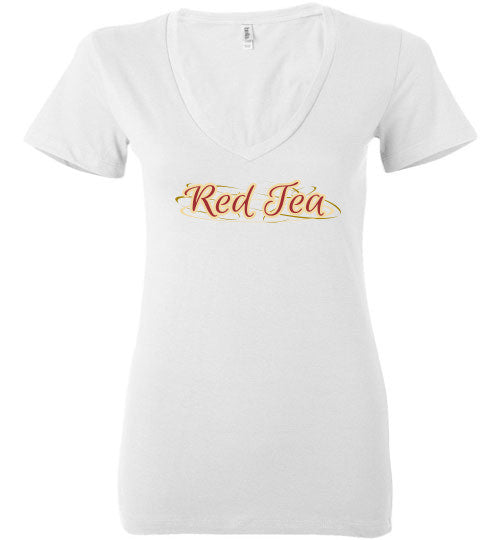 Red Tea with Crean - The TeaShirt Co. - 2