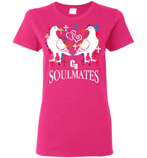 Soulmates Ladies T