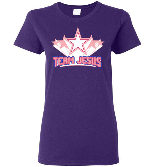 TEAM JESUS Ladies T