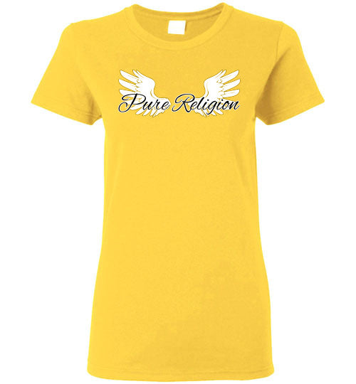 Pure Religion Ladies Tee
