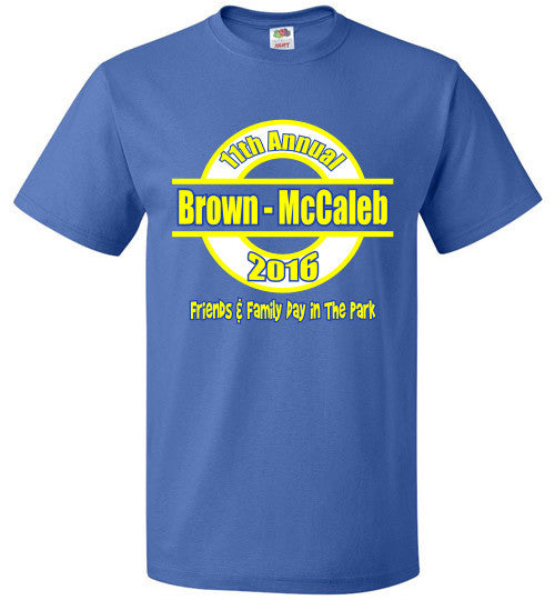 Brown/McCaleb - The TeaShirt Co.
