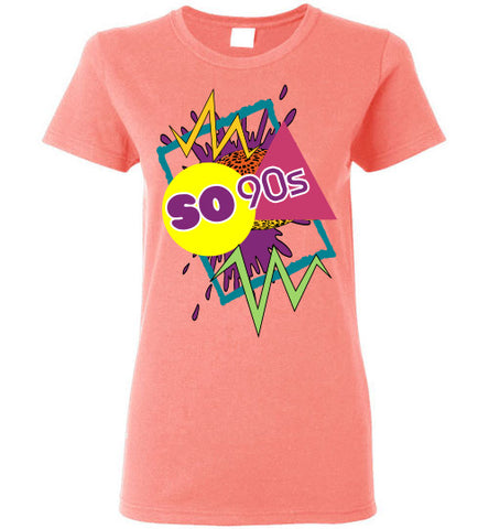 So 90s Ladies T
