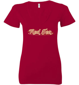Red Tea with Crean - The TeaShirt Co. - 1