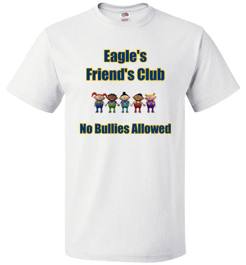 PSE FRIEND'S CLUB - The TeaShirt Co. - 1