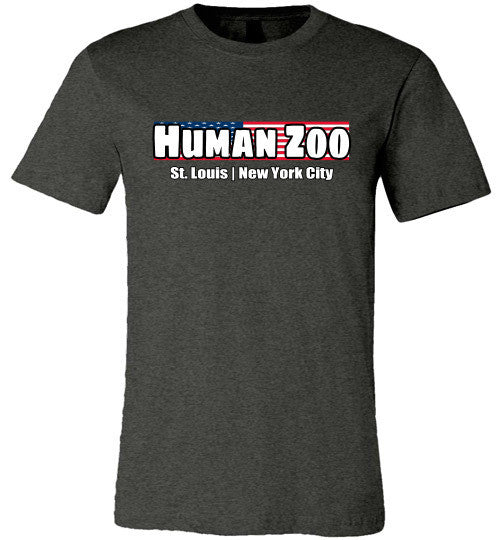 Human Zoo - The TeaShirt Co. - 2