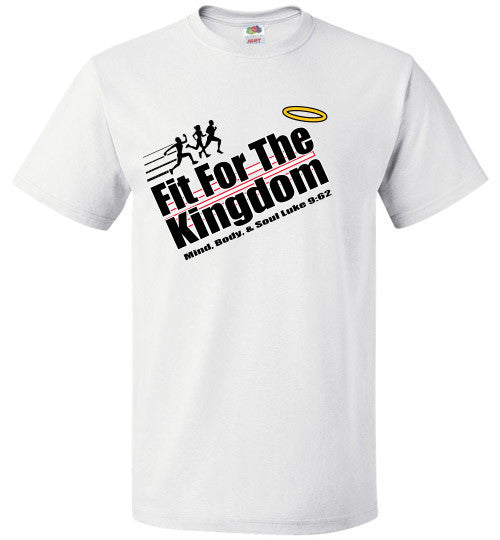 Fit For The Kingdom - C - Reg - The TeaShirt Co.
