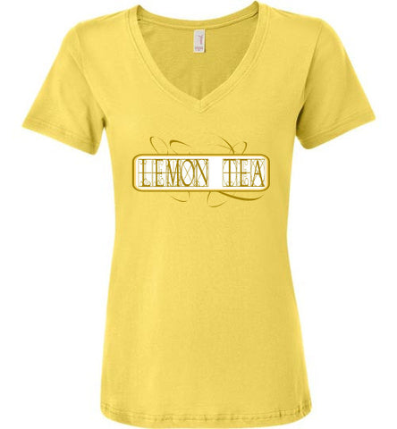 Just Lemon Tea - The TeaShirt Co. - 1
