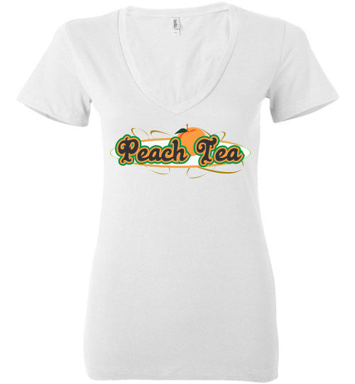 Peach Tea - The TeaShirt Co. - 1