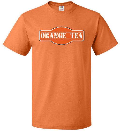 Just Orange - The TeaShirt Co. - 1