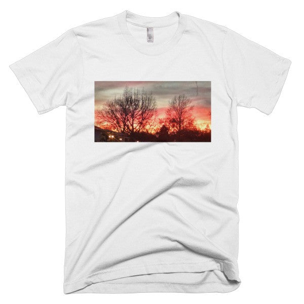 Fire In The Sky By KB - The TeaShirt Co. - 1