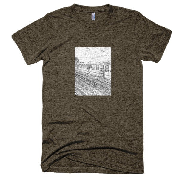 Train By KB - The TeaShirt Co. - 1