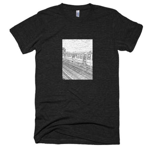 Train By KB - The TeaShirt Co. - 4