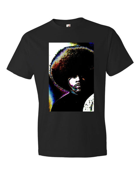 Afro 1972 By KB - The TeaShirt Co.