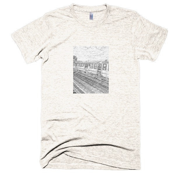 Train By KB - The TeaShirt Co. - 6