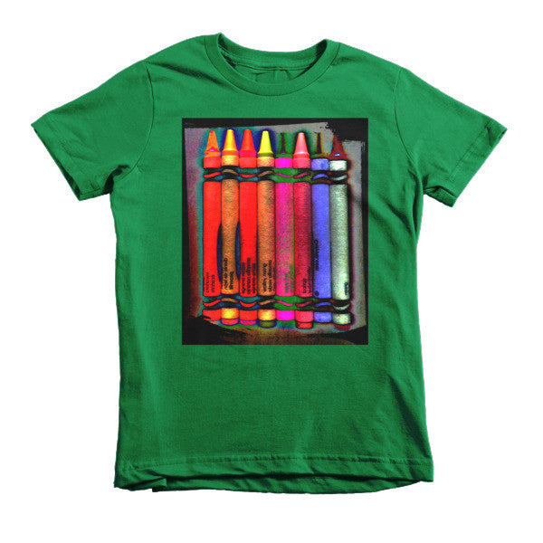 Colors For Kids By KB - The TeaShirt Co.