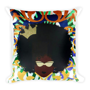 Queen of Soul Pillow