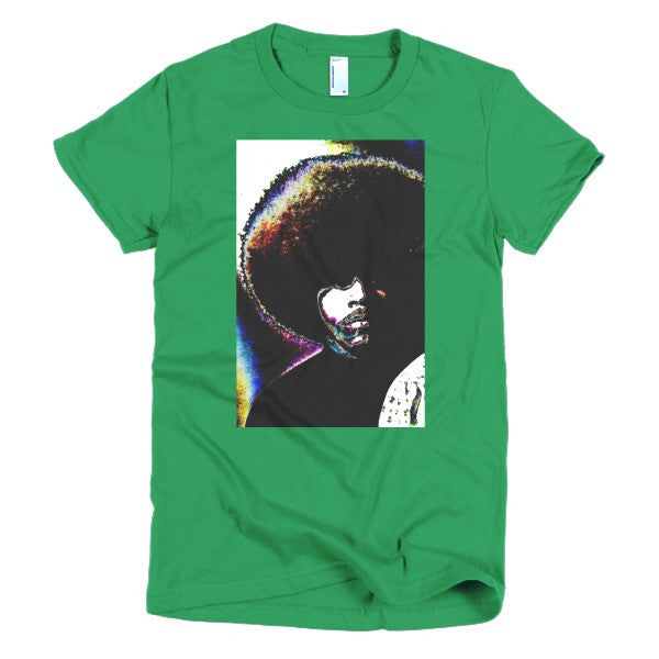 Afro '72 By KB - The TeaShirt Co. - 5
